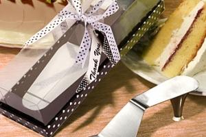 4853 Cubierto para pastel modelo zapatilla